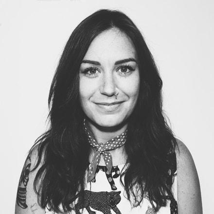 Photo of Sarah Rafter.